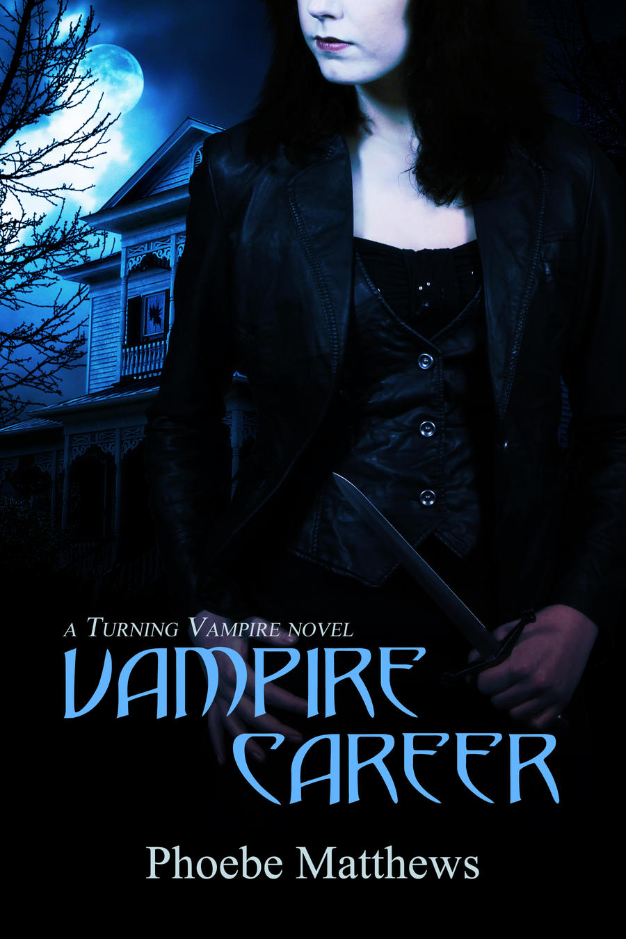 Book Cover Artist Career : Book cover vampire career by razzledazzledesign on