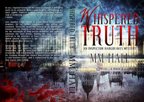 Print Cover - Whispered Truth