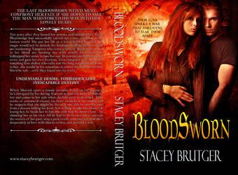 Print Cover - Blood Sworn