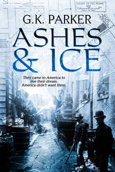 Ashes and Ice by GK Parker