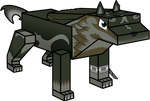 Wolf Link (Twilight Princess) 3D