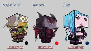 Color Cubeecraft