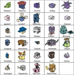Next Pokemon