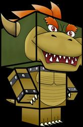 Bowser (Super Smash Bros. Melee) 3D