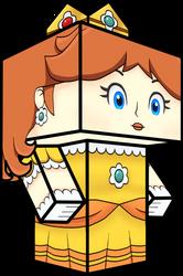 Daisy (Super Mario Party) 3D