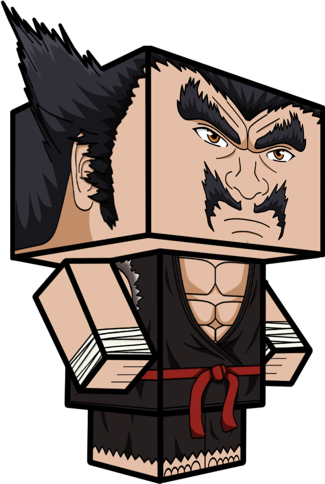 heihachi mishima young 3d by zienaxd on deviantart heihachi mishima young 3d by zienaxd