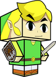 Toon Link (The Wind Waker) 3D