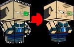 Totappo Comparison 3D