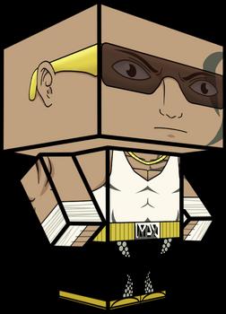 Max 3D (Street Fighter II)