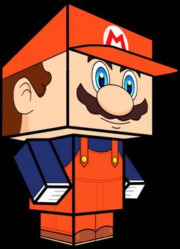 Classic Mario (Mario Kart Tour) 3D