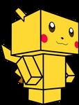 Pikachu (SSB64) 3D