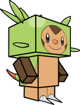 Chespin 3D
