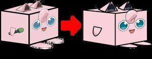 Jigglypuff Comparison 3D