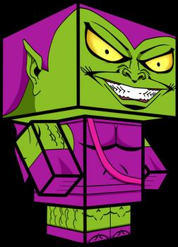 Norman Osborn - Green Goblin 3D