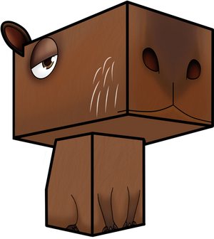 Capybara 3D