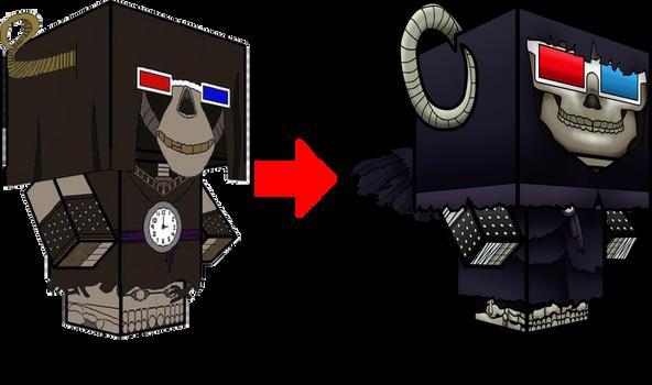 Grim Reaper Comparison 3D