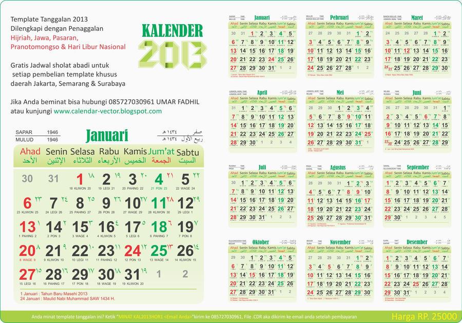 kalender 2013 by umarfadli on deviantart. Black Bedroom Furniture Sets. Home Design Ideas