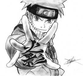 Naruto by Inuyasha-no-e