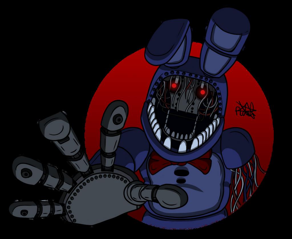 Bonnie the bunny by demisaurusrex on deviantart