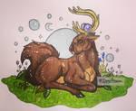 Fancy Poke-deer