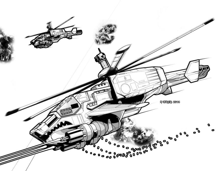 Harbinger VTOL - Mercenary by Centurion13