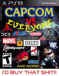 capcom versus EVERYONE