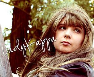 dA ID - girl.Dean by LadyKappa
