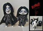 Carach Angren voodoo dolls