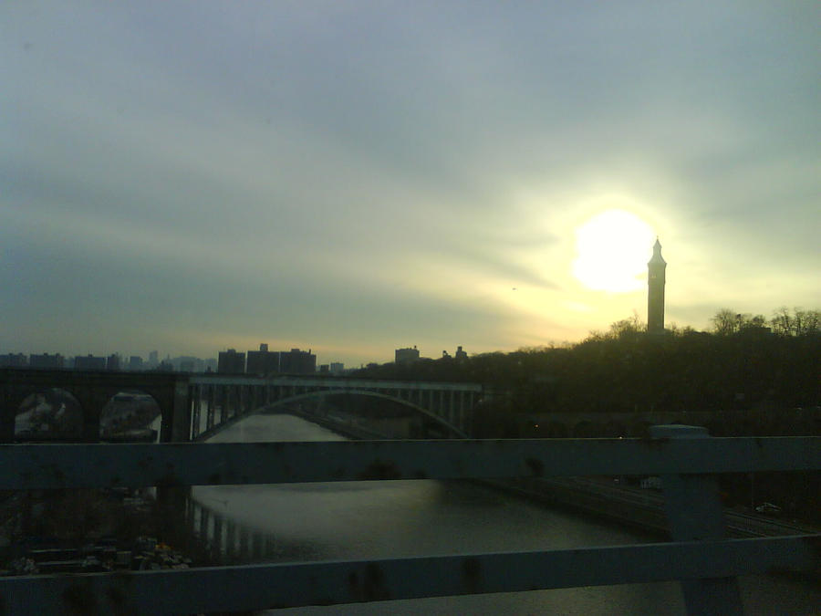 Sun Warp by HeavenlyDivinity