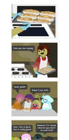 Cooking Lesson (2/5)