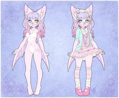Fairy Kei Bat [C] by Shadow-PupX3