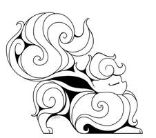 Flareon Tattoo by 0okamiseishin