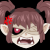Gabbi Mad emoticon by 0okamiseishin