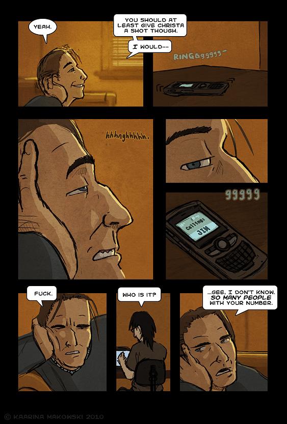 Soulless - pg 29 by derangedhyena