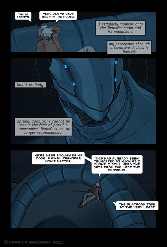 Soulless -pg 156 by derangedhyena