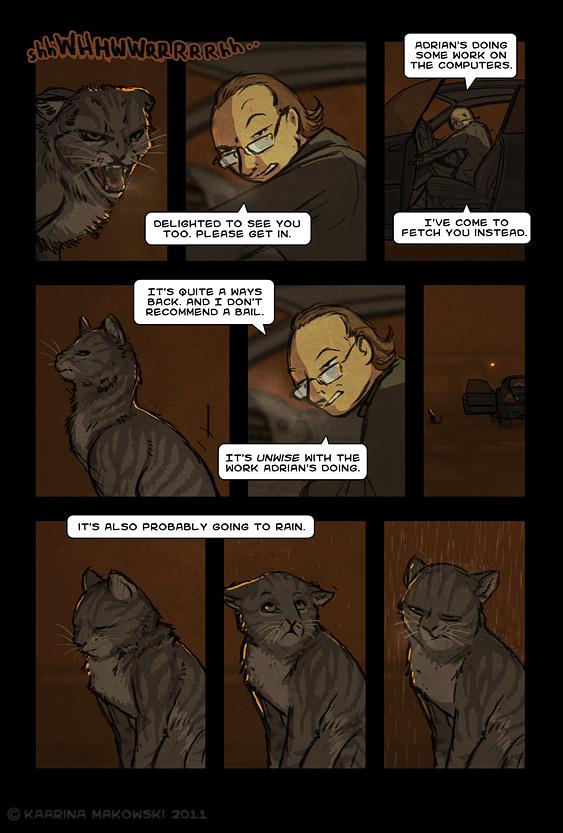 Soulless - pg 168 by derangedhyena