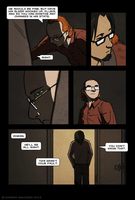 Soulless - pg 199 by derangedhyena