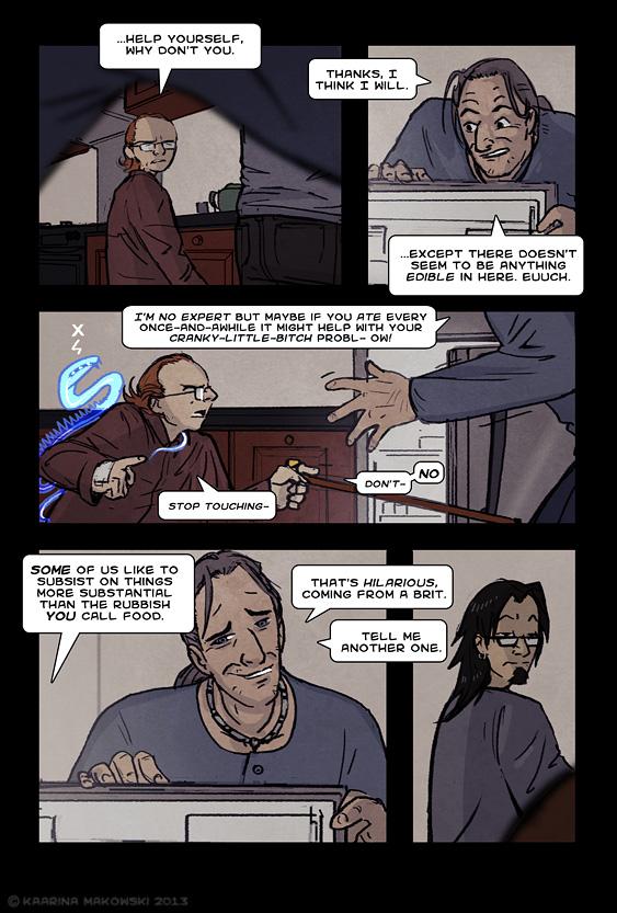Soulless - pg 235 by derangedhyena