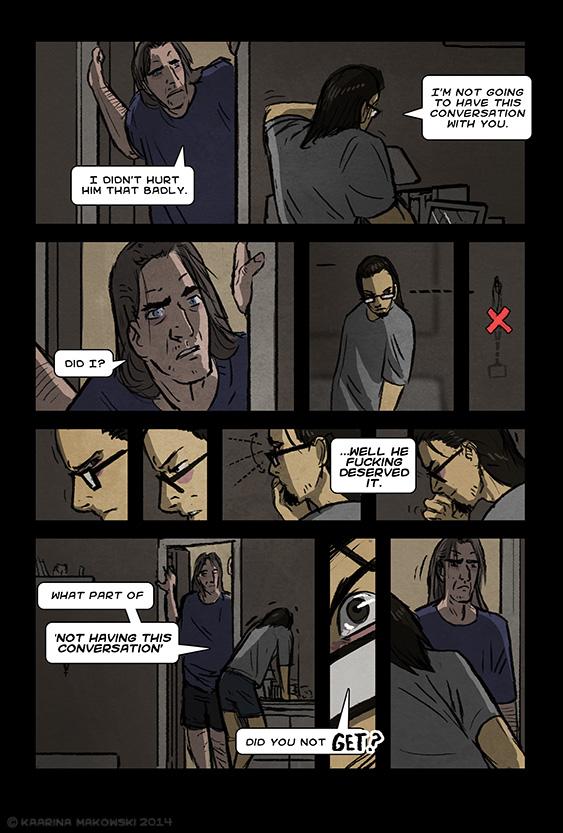 Soulless - pg. 281 by derangedhyena