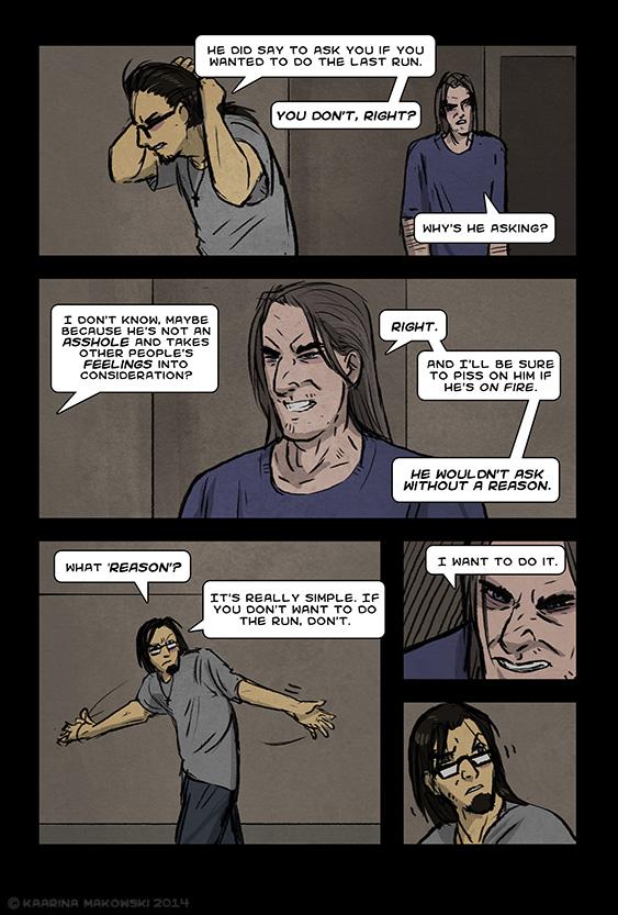 Soulless - pg. 282 by derangedhyena