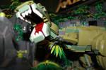 Tomb Raider: T-Rex Roars a Challenge