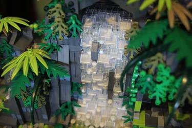 Tomb Raider: Main Waterfall by JanetVanD