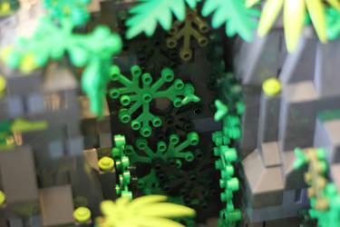 Tomb Raider: Foliage Detail by JanetVanD