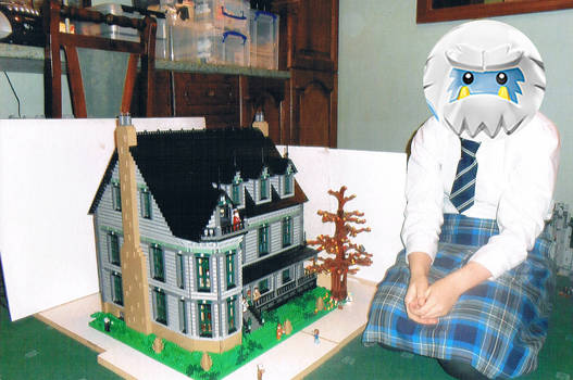 Victorian House: Scale View (feat. Yeti)