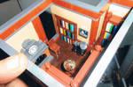 Victorian House: Study