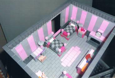 Victorian House: Girl's Bedroom