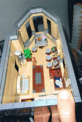 Victorian House: Playroom by JanetVanD