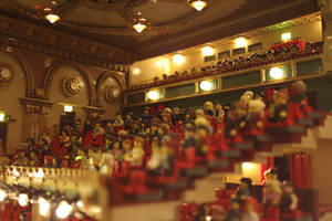 Her Majesty's Theatre, London: Audience by JanetVanD