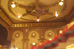 Her Majesty's Theatre, London: Ceiling Detail