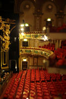Her Majesty's Theatre, London: Stage Light Rigging by JanetVanD